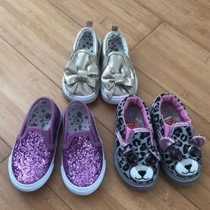 Other - Lot of 3 toddler shoes